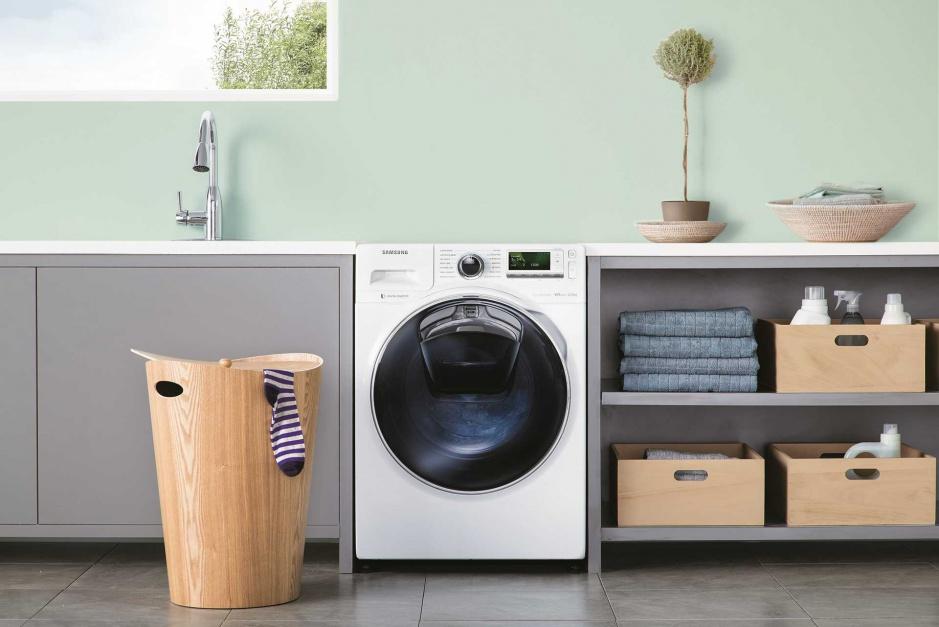 Nowoczesna pralka - odkryto sekret ginących w praniu skarpetek