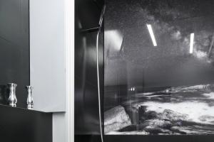 Łazienka z biobidetem – gotowy projekt na 5 metrów