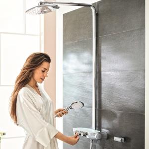 Kolumna prysznicowa – jak wybrać. Poradnik
