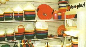 """20 lat temu w """"Łazience"""": Kolorowy świat Dom-Plastu"""