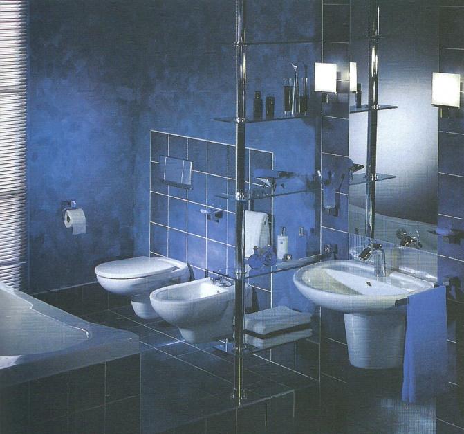 Nowości do łazienek z kwietnia 1996 r.
