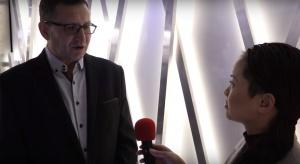 Dariusz Grzegorek, Geberit: Chcemy docierać tam, gdzie są klienci [wideo]
