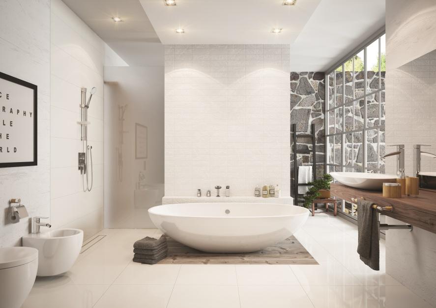 Modna łazienka – 5 pomysłów w nowoczesnym stylu