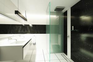 Jak dobrać kolorystycznie fugi do płytek w łazience?