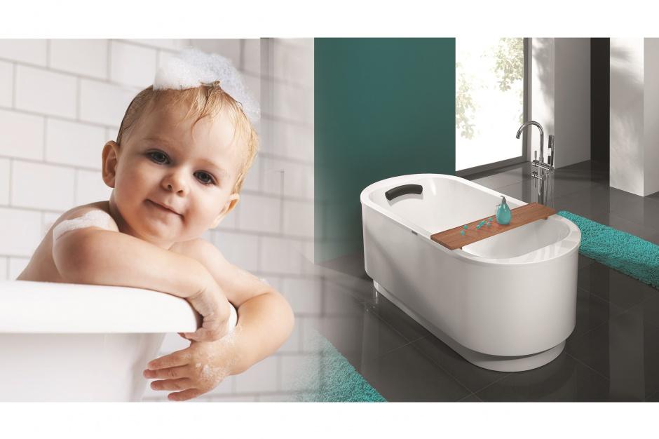 Łazienka dla rodzica i dla dziecka - jak wyposażyć?