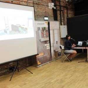 Łazienkowe  nowinki i trendy - pokazaliśmy je podczas Studia Dobrych Rozwiązań w Lublinie