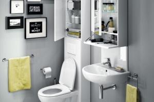 Szafki do łazienki – zobacz najmodniejsze kolekcje