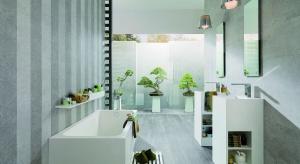 Modne płytki - trendy 2016 w urządzaniu łazienek
