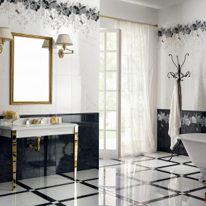 Podłoga w łazience – jakie płytki wybrać?