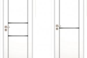 Drzwi łazienkowe – z nowej serii modułowej