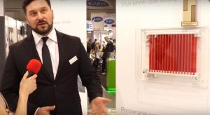 Zehnder pokazuje pierwszy grzejnik z tworzywa sztucznego [wideo]