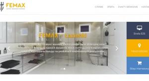 Femax prezentuje nową stronę internetową