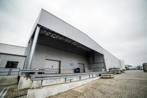 Zwiedzamy nowe Centrum Logistyczne Hydrosolar na Podkarpaciu