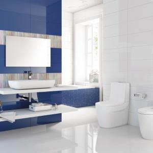 Białe płytki łazienkowe - zobacz modne kolekcje