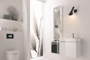 Schowki w łazience - 9 praktycznych pomysłów