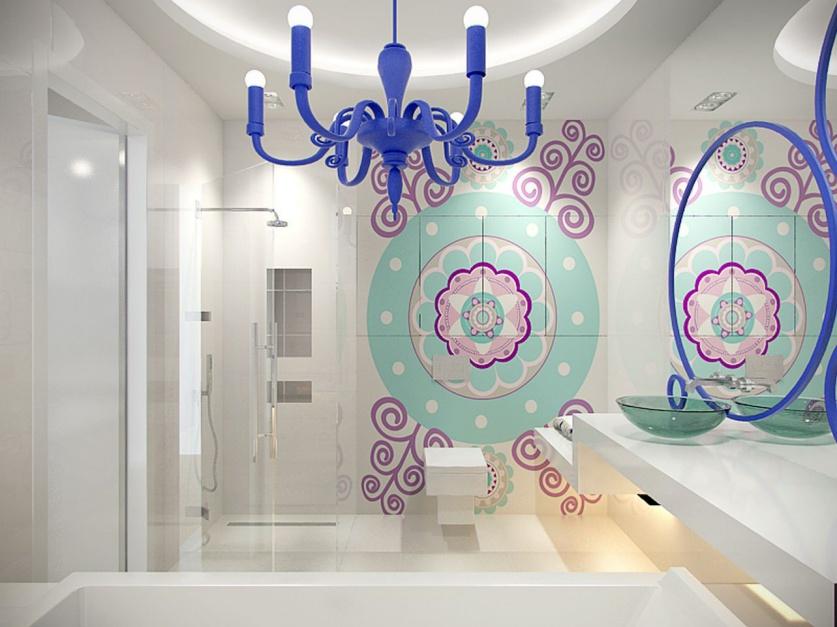 16 łazienkowych wnętrz autorstwa polskich projektantów