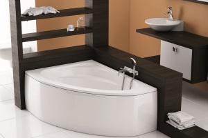 Przestrzeń kąpielowa dla dziecka w łazience - pomysły producenta kabin