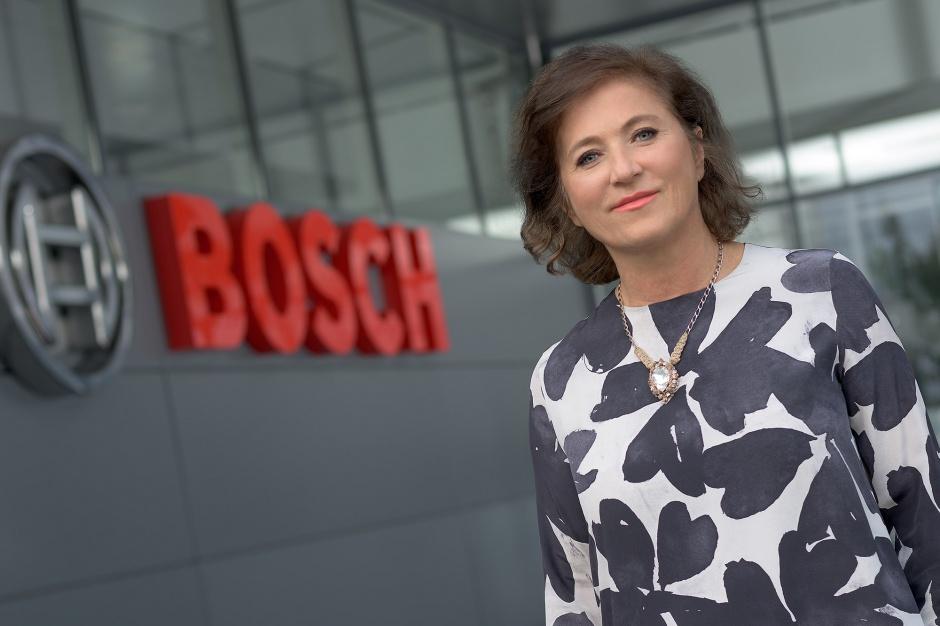 Krystyna Boczkowska: Grupa Bosch planuje zwiększyć obroty o 3-5%