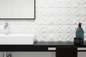 Modne płytki  – nowość ze wzorem geometrycznym