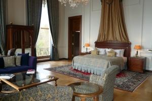 Królewska łazienka dla sułtana - w hotelu w Stambule