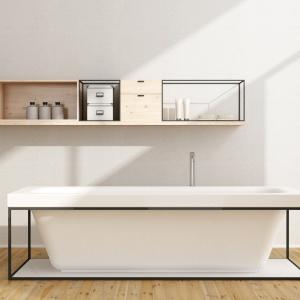 Grzejnik łazienkowy – designerska nowość z funkcją suszenia