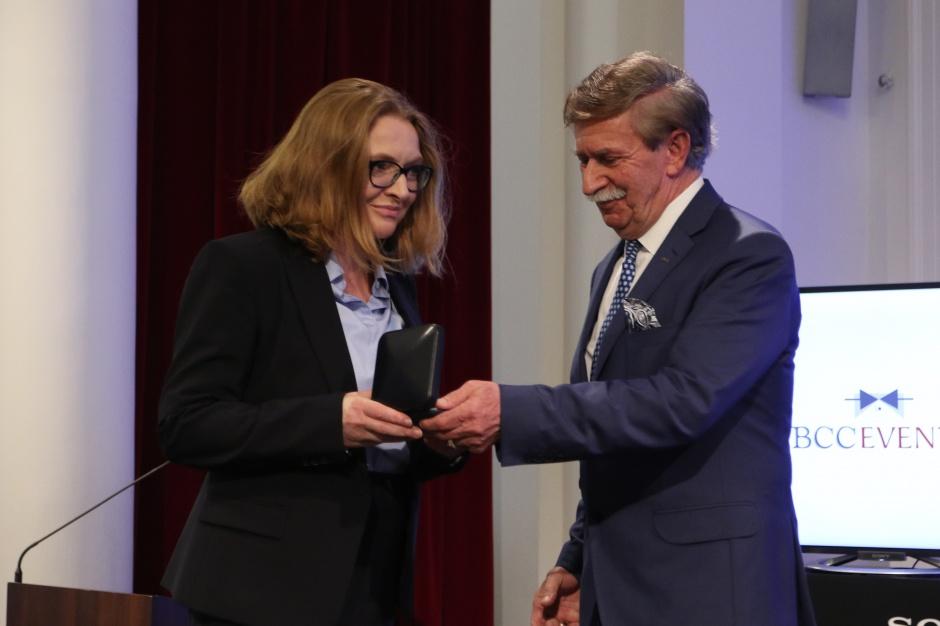 Ceramika Paradyż nagrodzona Medalem Europejskim