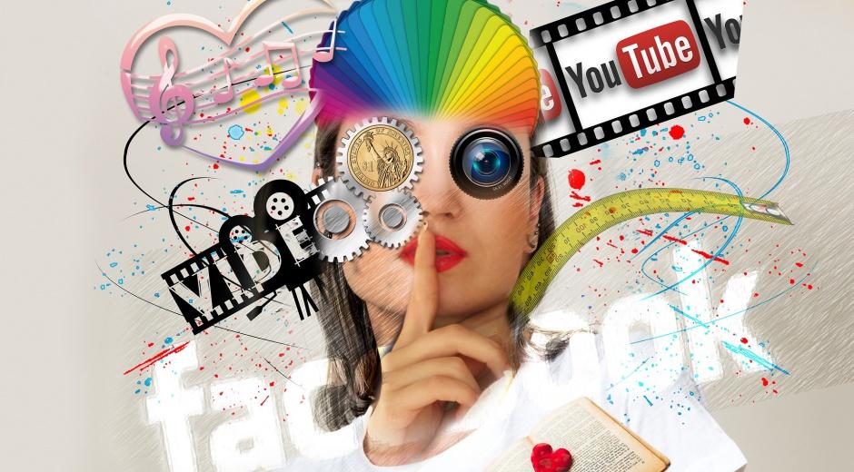 """Raport: 3 powody dla których warto """"przenieść"""" swój salon do Youtube"""
