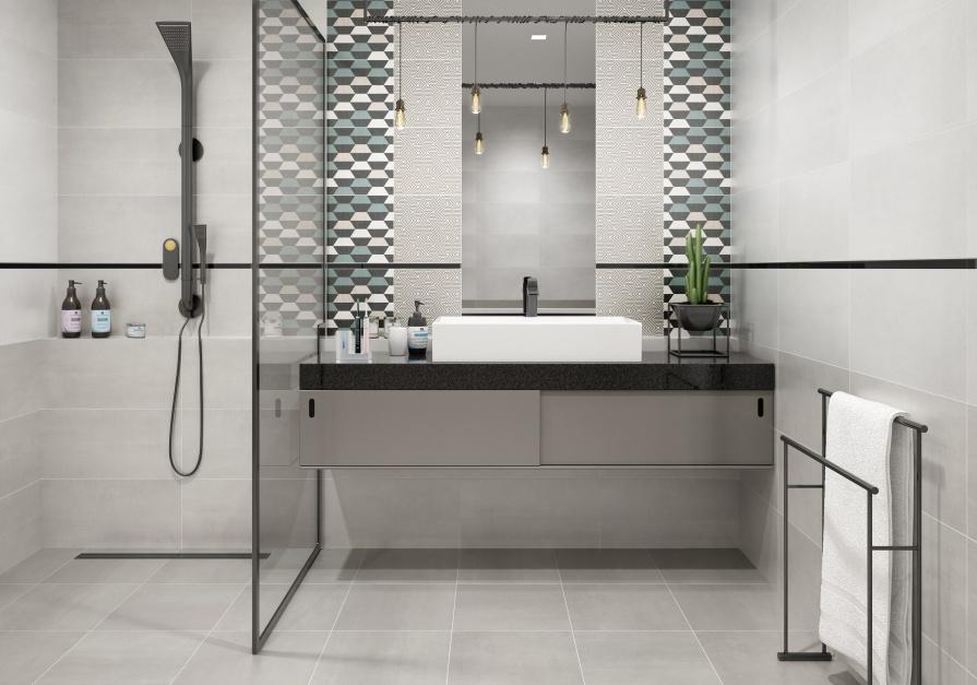 Aranżujemy Modne Płytki Nowość Z Efektem 3d łazienkapl