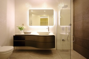 Jak prawidłowo wykonać oświetlenie przy umywalce?