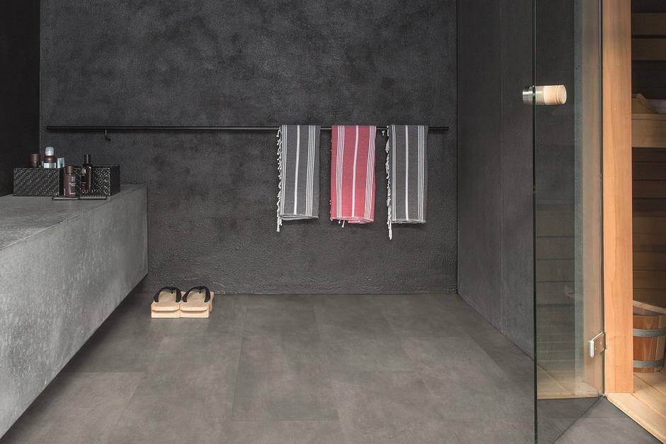 Podłoga winylowa – nowe panele do łazienki