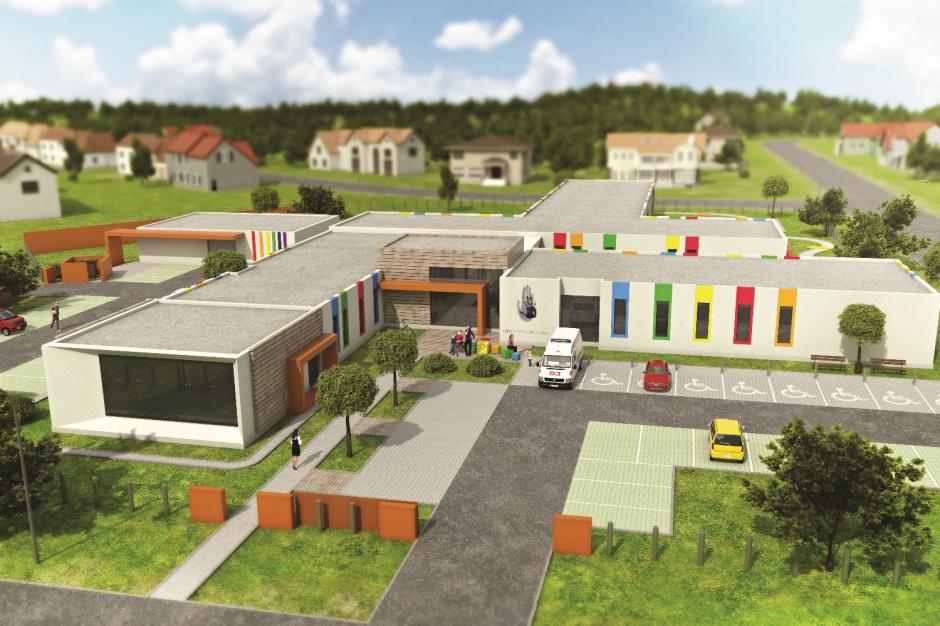 Powstaje budynek łódzkiego hospicjum dla dzieci. Potrzebne jest wsparcie przy jego urządzeniu