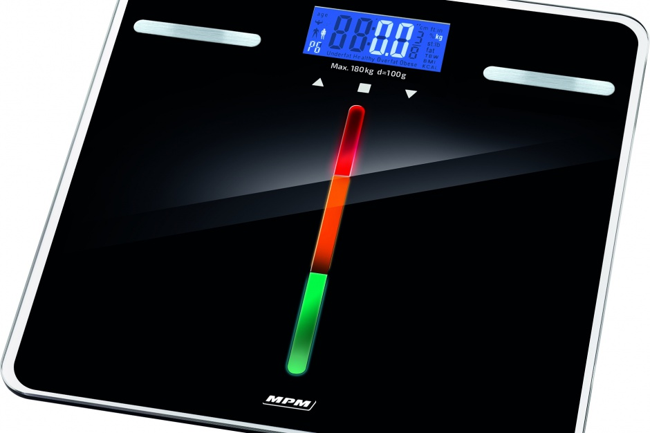 Waga łazienkowa – nowy model z analizą składu ciała