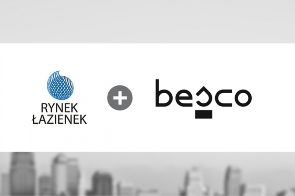 Besco i RynekLazienek.pl razem dla branży