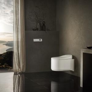 Toaleta myjąca Sensia Arena, Grohe