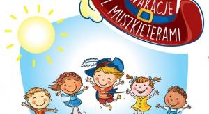 Muszkieterowie zabierają dzieci na wakacje