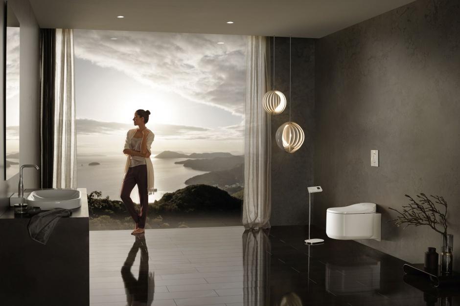 Toaleta myjąca – nowość z antybakteryjnym wykończeniem