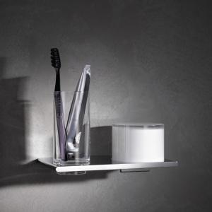 Akcesoria łazienkowe – nowe seria projektu Tesseraux + Partner