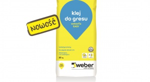 Klej do gresu weberfix Easy, Weber