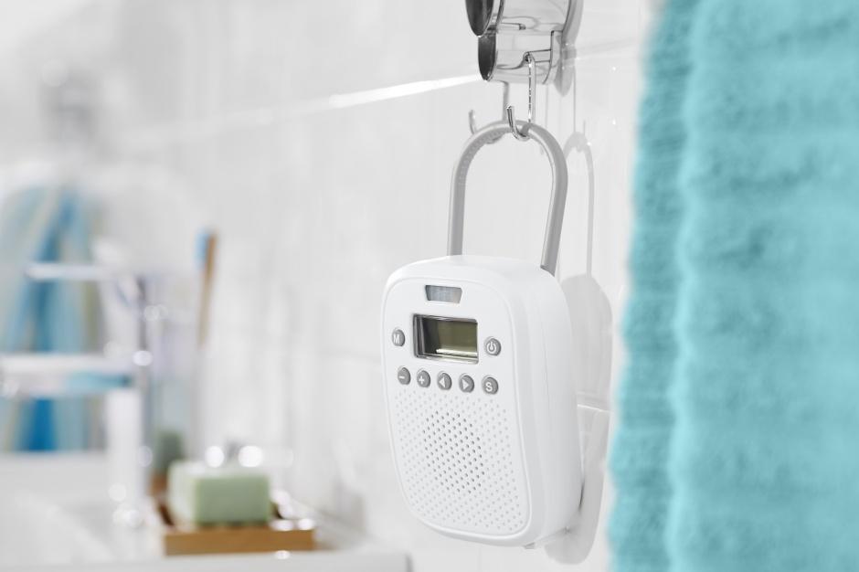 Aranżujemy Radio łazienkowe Samo Się Włączy I Wyłączy