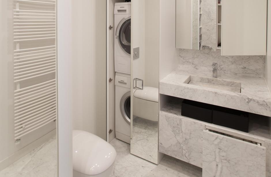 Aranżujemy Mała łazienka Przykład Pomysłowej Zabudowy