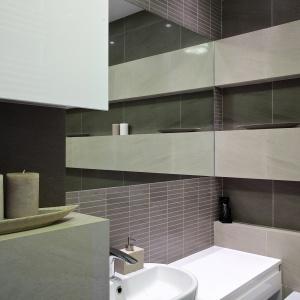 Łazienka dla rodziny – pomysłowy projekt na 4 metrach
