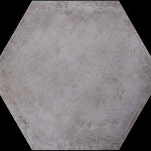 Płytki jak sześciokąty – nowy gres imitujący beton