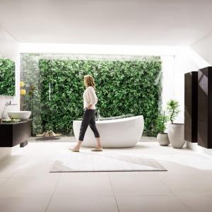 Łazienka z roślinami – 5 pomysłów na aranżacje