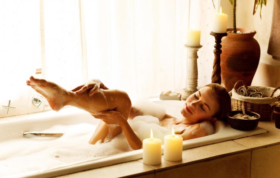 Domowe SPA - aromaterapia podczas urlopu