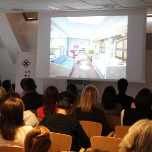 Studio Dobrych Rozwiązań w Warszawie - inspiracje do łazienki i salonu [fotorelacja]