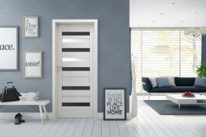 Drzwi łazienkowe – nowość z hartowanego szkła