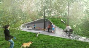 Toaleta pod wzgórzem - Płock ma już swój projekt toalety!