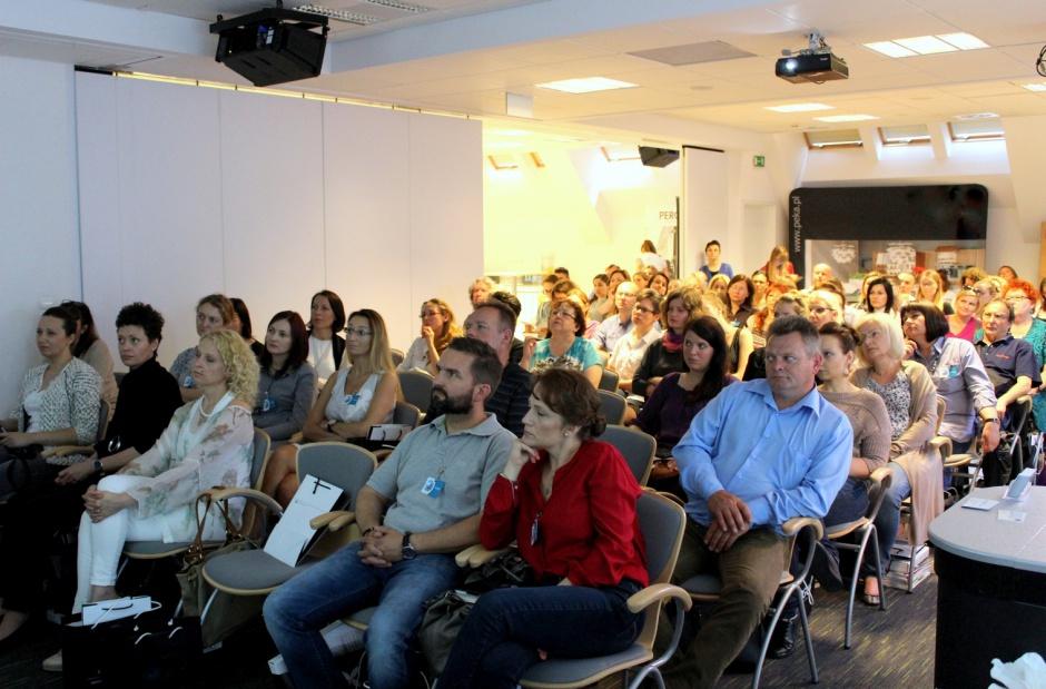 Ponad 120 gości na Studiu Dobrych Rozwiązań w Warszawie!