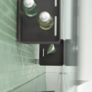 Wygodny prysznic – nowe akcesoria projektu EOOS