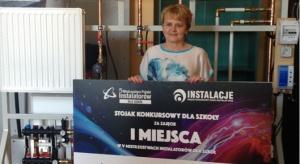 Nagroda dla szkoły za najlepszego młodego instalatora